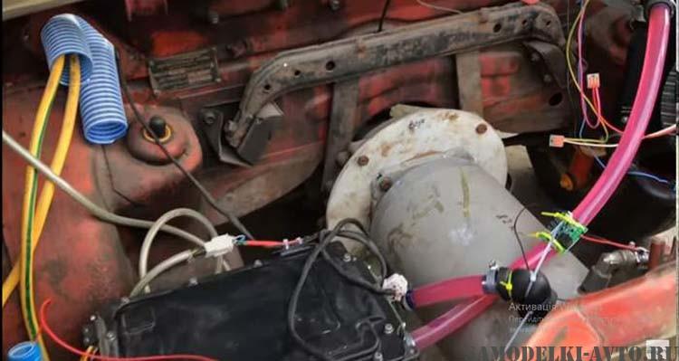 электродвигатель на Запорожец