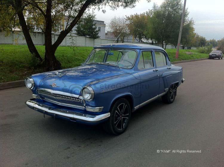 Кастом Волга
