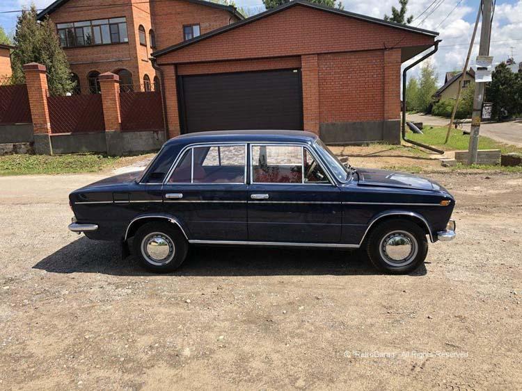 Реставрация автомобиля ВАЗ