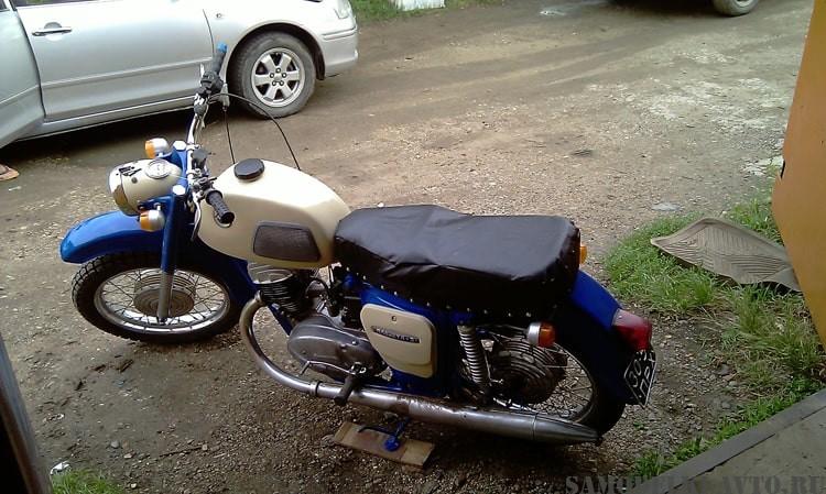 вторая жизнь мотоцикла